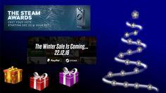 Steam Awards Voting and Winter Sale Begin Tomorrow - http://techraptor.net/content/steam-awards-voting-winter-sale-begin-tomorrow | Gaming, News