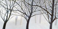 Winter Landscape, 1993 : Alex Katz|アレックス カッツ 作品など まとめ - NAVER まとめ