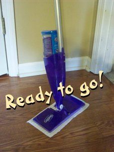 diy natural swiffer solution