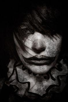 Shadows clown.