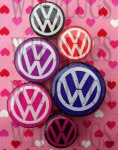 Volkswagen Plugs, Gauges, Stretched Ears, Stretched Lobes, Tunnels, Tappers, Weights, Spirals, Spacers