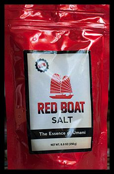 Red Boat Fish Salt