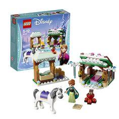LEGO Disney Princess 41147 Зимние приключения Анны