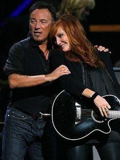 Bruce and Patti.