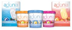 Ciao Bella Frozen Greek Yogurt - Sooo good! Only 75 calories!