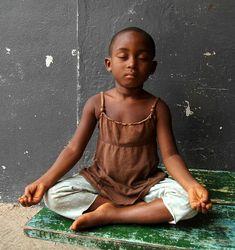 Meditation Ghana by Aaramaa #Photography #Meditation #Children