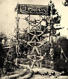 İstanbul, 1895 Mekteb-i Sultani Jimnastik Talebeleri