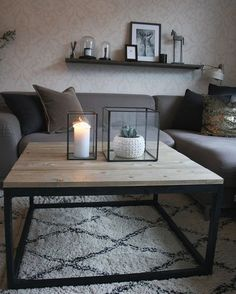 Coffee Table Length, Living Room Interior, Home And Living, Entryway Tables, Ikea, Indoor, Handmade, Diy And Crafts, Inspiration