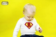 For all the superbabies out there! <3