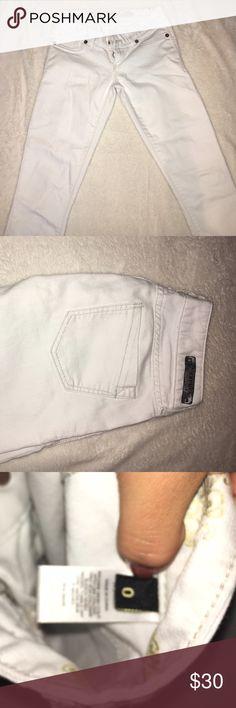 White skinny jeans! Durable skinny jeans! Express Jeans Skinny