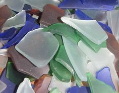 How to Make Imitation Sea Glass with a Rock Tumbler.