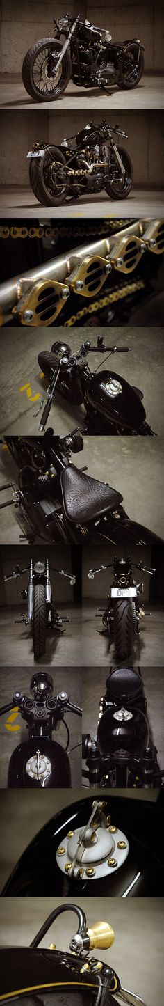 too beautiful... (Harley Ironhead Sporty)