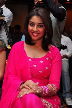 Richa Gangopadhyay Photos, Stills, Images Richa Gangopadhyay, Actress Photos, Pink Dress, Family Photos, Desi, Husband, Leather Jacket, Actresses, Gallery