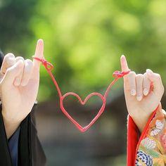 和装ウェディングで使いたい♡結婚式用和風小物をDIY | marry[マリー]