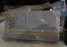 Handmade envelop (gaddi box)