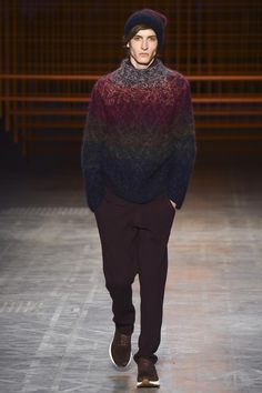 MISSONI - Fall/Winter 2017 Menswear - Album on Imgur