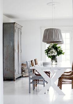 Tine K divine grey lampshades