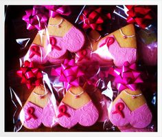 breast cancer support cookies