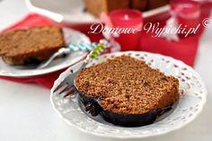 Piernik Benedykta Polish Desserts, Christmas Appetizers, Sweet Recipes, Food And Drink, Baking, Breakfast, Cake, Kuchen, Christmas