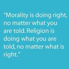Compassion is the basis of morality