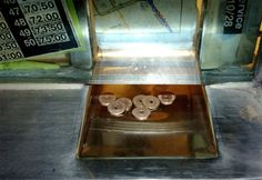 """Subway Tokens  Introduced in 1953, the New York City subway token was simple solution to a problem engineers couldn't solve—creating a turnstile that would accept two different coins for the fifteen-cent fare. (For 44 years, the subway cost a nickel, then for five years, a dime.) The iconic coin—most famously remembered with a large cut-out """"Y"""" in the letters """"NYC""""—lasted for fifty years until they were finally discontinued in 2003 and replaced by the far more efficient (and lightweight)…"""