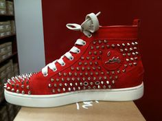 "MALIK THE STYLIST ""ALL IN MY MIND"" FASHION BLOG: MEN SHEO SWAG: CHRISTIAN LOUBOUTIN THAT ARE RARE TO FIND ! ROLLER SPIKES"