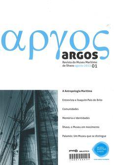 Argos : revista do Museu Marítimo de Ílhavo