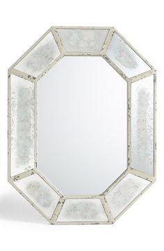 Three Hands Antiqued Octagonal Mirror | Nordstrom