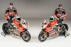 WSBK: Ducati introduces bold look for WSBK 2015