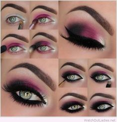 Only 6 to 8% of the world's population have green eyes. For your eyes you obviously need perfect makeup look whenever you need to attend parties, no makeup is complete without eye makeup. You obviously need eye makeup ideas for green eyes that can enhance the natural color of your eyes and make them look more …