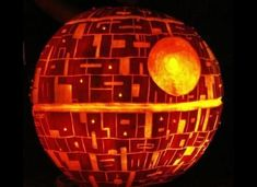 Death Star Jack O Lantern Pictures, Photos, and Images for Facebook, Tumblr, Pinterest, and Twitter
