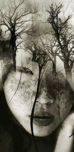 Antonio Mora Transforms Human Portraits into Mind-Binding Illusions, Album by Art People Gallery