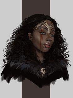ArtStation - Girl, Anastasiya Elchaninova
