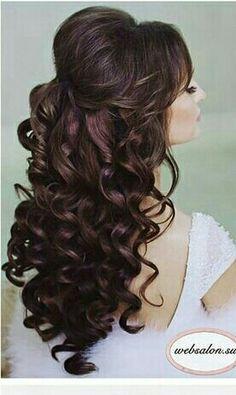 Peinados para 15añera o novia