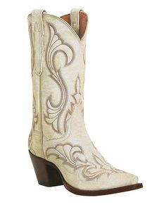 for a rustic country wedding cowgirl boots for the bride httpwww