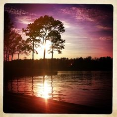 Smith Lake by Story Laine.  I am sure this is a phone app to play with the color,  but I LOVE this one