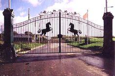 equestrian gates - Google Search