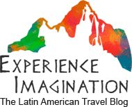 The Latin American Travel Blog logo and lists of food spots and more