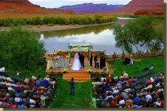 Colorado wedding.