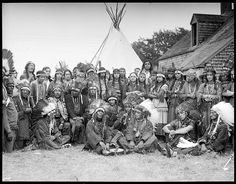 Mashpee Indians - Cape Cod by Boston Public Library, via Flickr