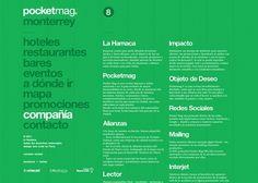 grid, layout, typography - pocket mag - pocketweb3.jpg 800×573 pixels — Designspiration