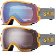 81cbb6f6944e6 Details about Smith Optics Vice Snow Goggles w  Anti-Fog Dual-Lens - Hand  Built in the USA
