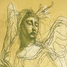Drawing Course, Line Drawing, Sad Angel, Angel Images, Love Art, Finland, Contemporary Art, Art Pieces, Drawings
