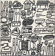 Citation: Objects for Preparing Food, 1972 Sept. 22-1973 Jan. 1 . Society of North American Goldsmiths records, Archives of American Art, Smithsonian Institution.