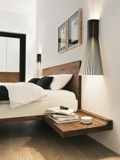 solid wood double bed riletto | double bed | team 7 natÜrlich