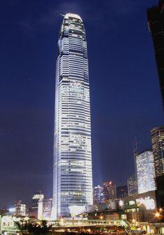 Two International Finance Centre, Hong Kong (415m)
