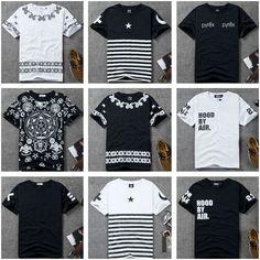 HE 108 new 2014 summer Harajuku Pyrex rock Hood by air Ktz HBA Printed t shirt men Hip hop Casual shirt Men t shirt Clothing-in T-Shirts from Apparel & Accessories on Aliexpress.com   Alibaba Group