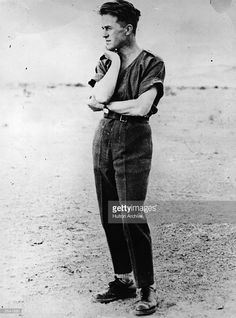 British soldier, adventurer and author Thomas Edward Lawrence (1888 - 1935) known as Lawrence Of Arabia. He joined the Arab revolt against the Ottoman Empire during World War I and was instrumental in the conquest of Palestine (1918).