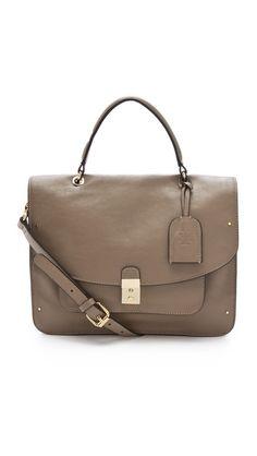 Tory Burch Priscilla Top Handle Cross Body Bag