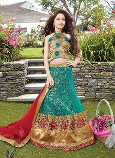 Traditional Lehenga Choli Ethnic Indian wear Bridal Pakistani Bollywood Wedding #TanishiFashion #CircularLehenga